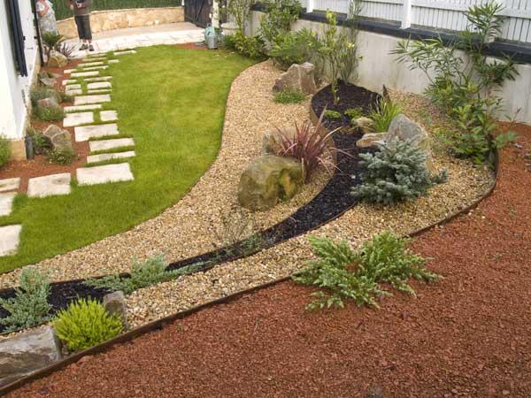Como dise ar un jard n moderno vivero en onil centro for Como disenar un jardin en casa