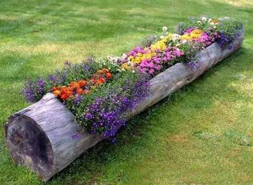 Como decorar un jardín rústico - Vivero en Onil | Centro de ...