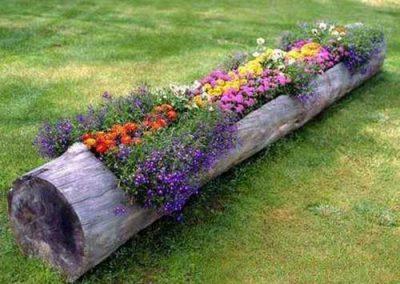 tronco-con-flores